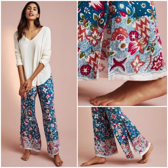 1ade3f354b Anthropologie Other - Anthropologie Ivy Vines Sleep Pants NWOT Sm Floral